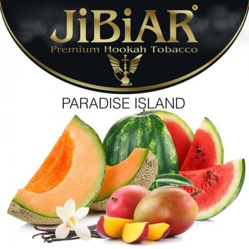 Табак Jibiar Paradise Island