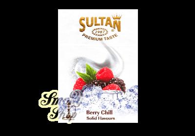 Табак Sultan Berry Chill (Ягодный Чилл)