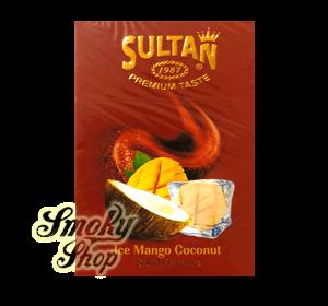 Табак Sultan Ice Mango Coconut (Айс Манго Кокос)