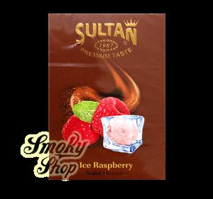 Табак Sultan Ice raspberry
