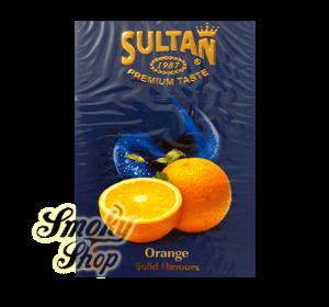 Табак Sultan Orange (Апельсин)