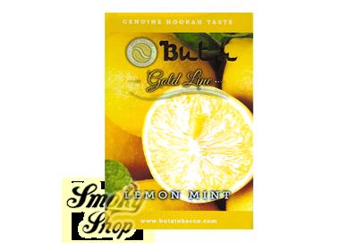Табак Buta Gold Line Lemon Mint