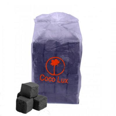 Кокосовый уголь coco Lux