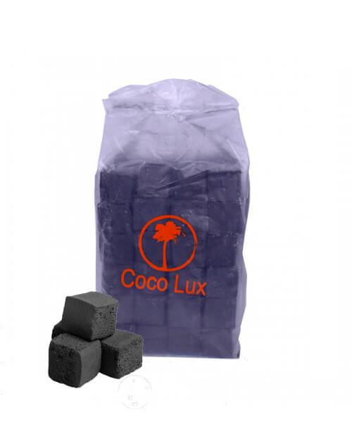 Кокосовый уголь Coco Lux (72  шт)