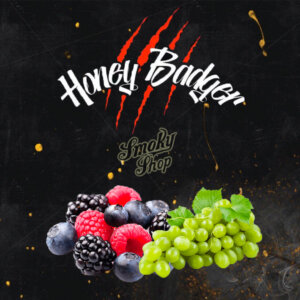 Honey Badger Grape and Berry