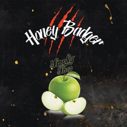 Honey Badger Green Apple