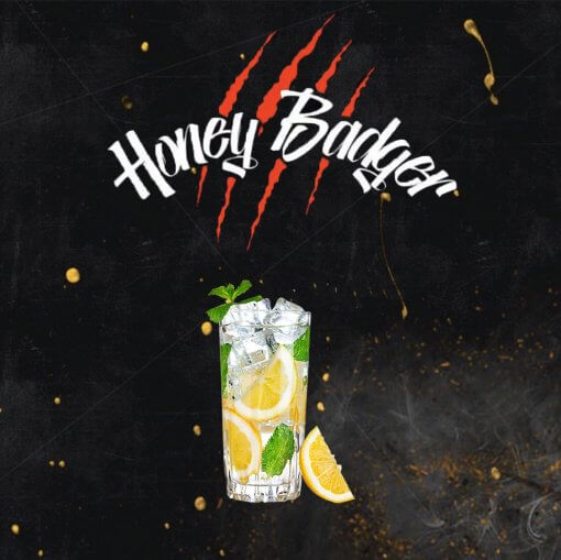Honey Badger Lemonade