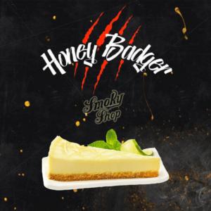 Honey Badger Lime Pie