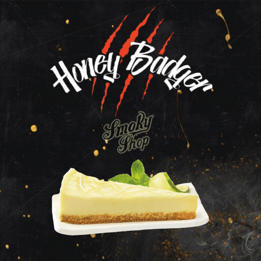 Honey Badger Lime Pie