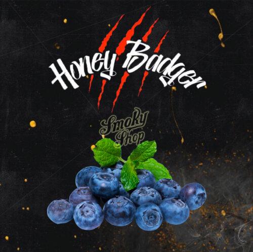 Honey Badger blueberry
