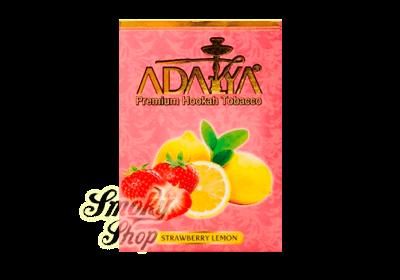 Табак Adalya strawberry lemon