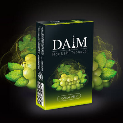 Табак Daim Grape Mint