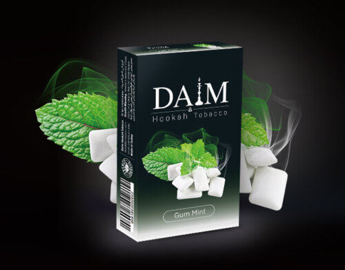 daim gum mint