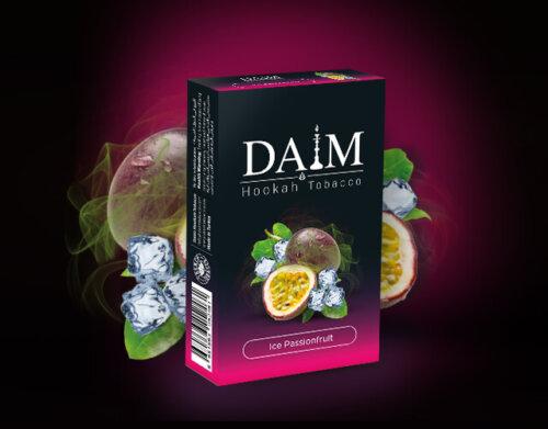 Табак Daim ice passionfruit