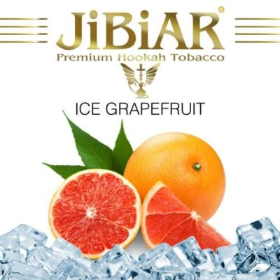 Табак Jibiar Ice Grapefruit (Айс Грейпфрут) - 100 грамм