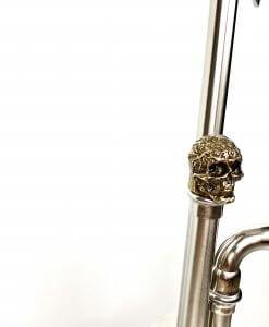 Череп для кальяна Trumpet Hookah