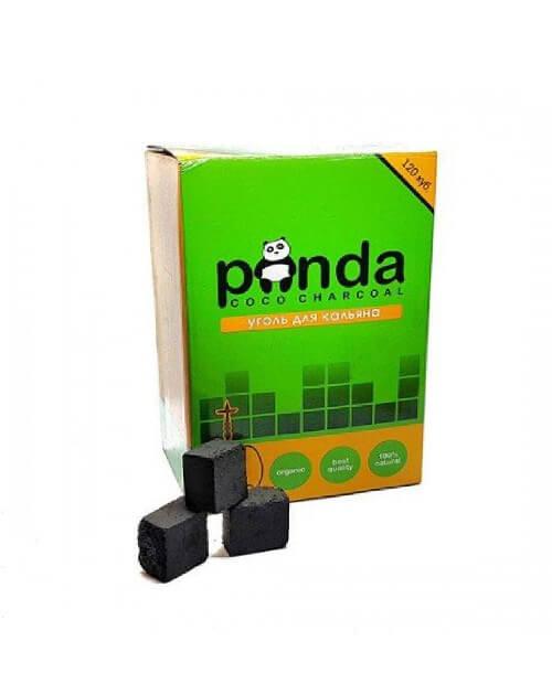 Кокосовый уголь Panda Green (120  шт)