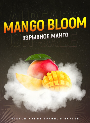 Mango bloom