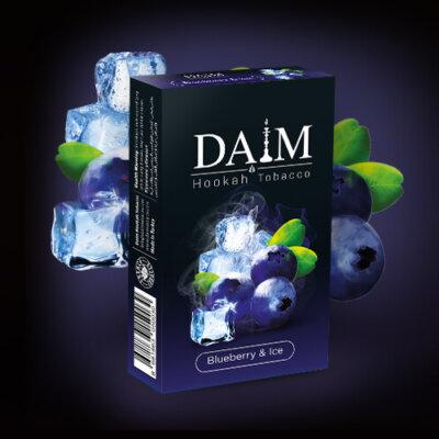 Табак Daim ice blueberry 50g