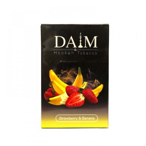 Табак daim банан клубника 50 грамм