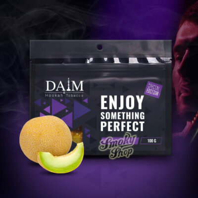 Табак daim special edition blue melon