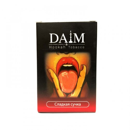 Табак daim Сладкая сучка 50 грамм