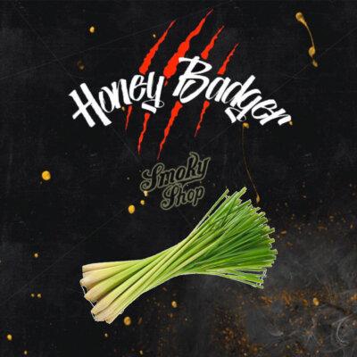 Honey Badger lemongrass