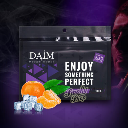 daim special edition ice tangerine