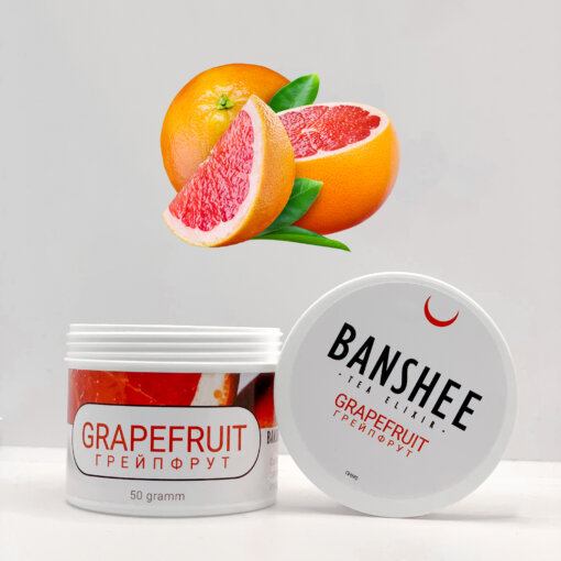 Табак Banshee Grapefruit - Грейпфрут