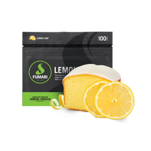Табак Fumari Lemon Loaf - Лимонный пирог