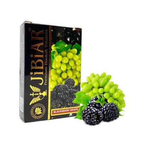 tabak jibiar blackberry grape 50g