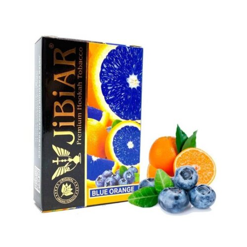 Табак Jibiar Blue orange