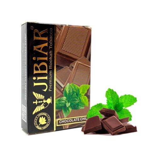 tabak jibiar chocolate chill 50g