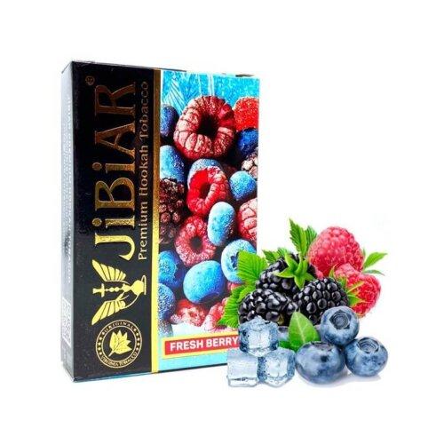 tabak jibiar fresh berry 50g