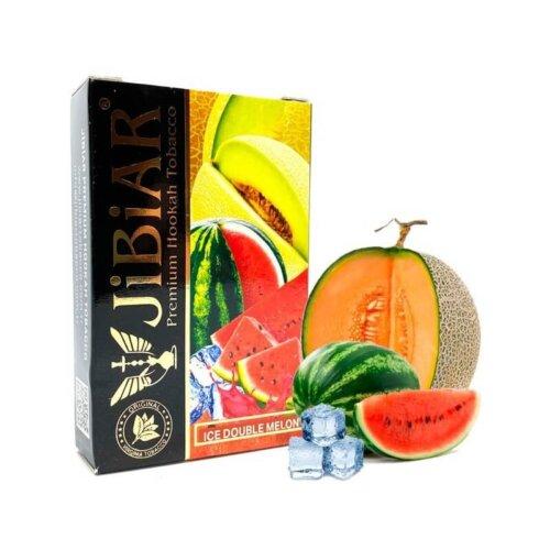 tabak jibiar ice double melon 50g