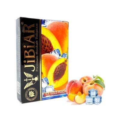 Табак Jibiar Ice gold peach