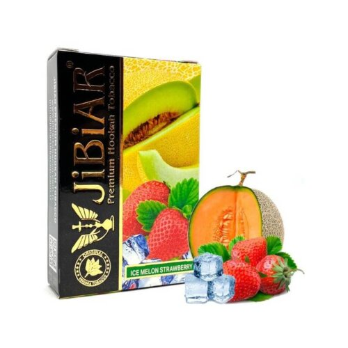 Табак Jibiar Ice melon strawberry