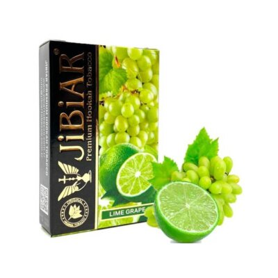 Табак Jibiar Lime Grape