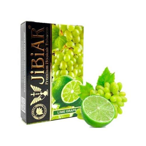 tabak jibiar lime grape lajm vinograd 50 gramm