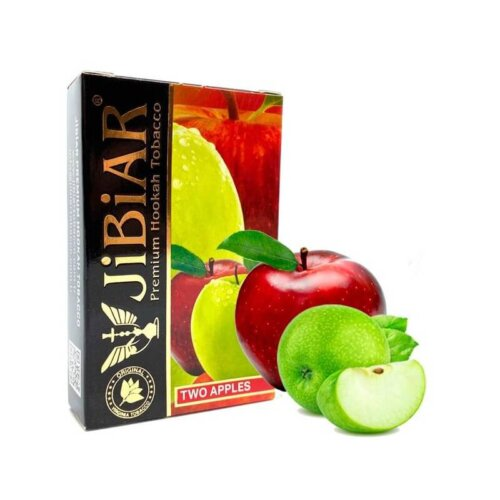 tabak jibiar two apples dva yabloka 50 gramm