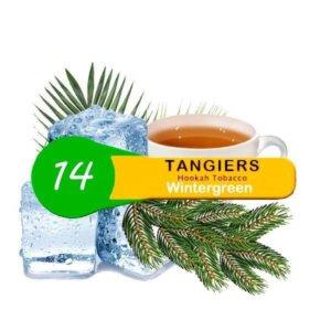 Табак Tangiers Noir Wintergreen 14