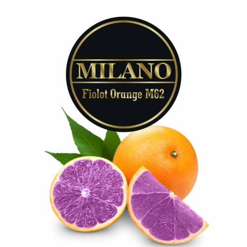tabak milamo Fiolot Orange M62