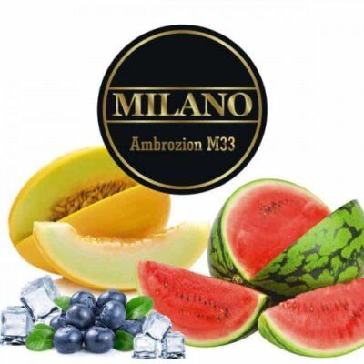 Табак для кальяна Milano Ambrozia M33