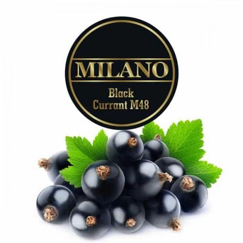 tabak milano black currant m48