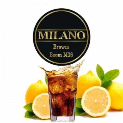 Табак Milano Brown Boom M36
