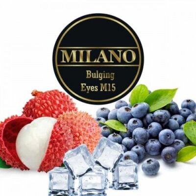 Табак для кальяна Milano Bulging Eyes M15