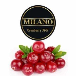 Табак Milano Cranberry M47