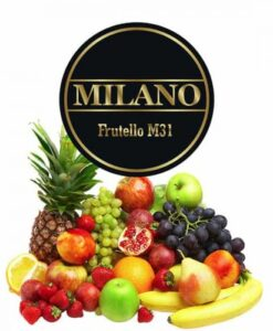 Табак Milano Frutello M31 (Гуава Питая Ананас)