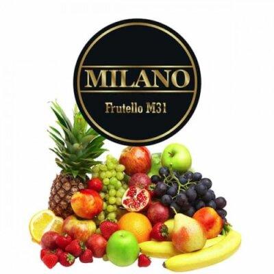 Табак для кальяна Milano Frutello M31