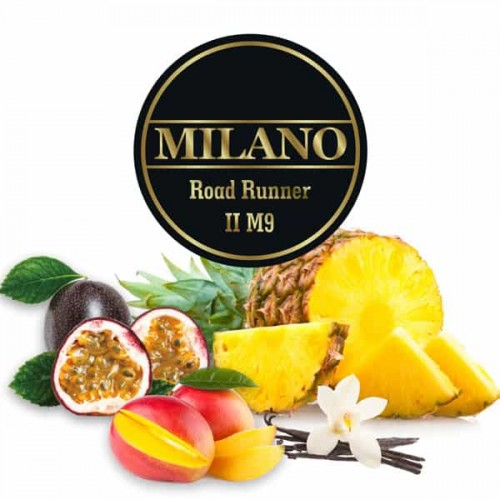 tabak milano road runner m9
